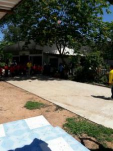 โครงการส่งเสริมเยาวชนให้ห่างไกลยาเสพติดและช่วยเหลือเด็กจมน้ำ