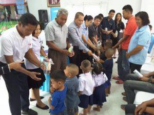 โครงการส่งเสริมพัมฒนาการเด็กและการส่งเสริมเด็กวัย 2-5 ปี