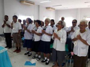 โครงการโรงเรียนผู้สูงอายุตำบลสำโรง